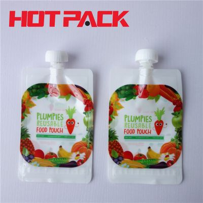 Food packaging,Spout pouch,Stand up barrier pouches